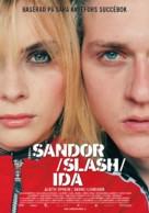 Sandor slash Ida - Swedish Movie Poster (xs thumbnail)