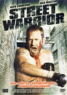 Street Warrior - French Movie Cover (xs thumbnail)