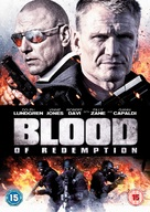 Blood of Redemption - British DVD movie cover (xs thumbnail)