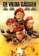 The Wild Geese - Swedish DVD cover (xs thumbnail)