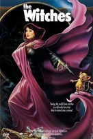 The Witches - DVD cover (xs thumbnail)