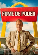 The Founder - Brazilian Movie Cover (xs thumbnail)