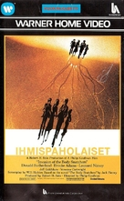 Invasion of the Body Snatchers - Finnish VHS movie cover (xs thumbnail)