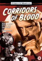 Corridors of Blood - British Movie Cover (xs thumbnail)