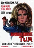 Diaboliquement vôtre - Italian Movie Poster (xs thumbnail)
