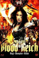 Bloodrayne: The Third Reich - French DVD cover (xs thumbnail)