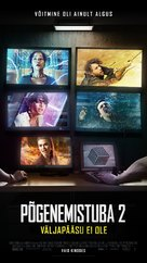 Escape Room: Tournament of Champions - Estonian Movie Poster (xs thumbnail)