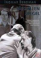 Såsom i en spegel - Swedish DVD cover (xs thumbnail)
