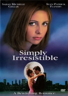 Simply Irresistible - DVD cover (xs thumbnail)