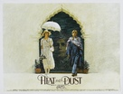 Heat and Dust - British Movie Poster (xs thumbnail)