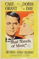 That Touch of Mink - Movie Poster (xs thumbnail)