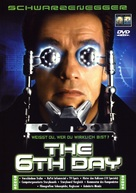 The 6th Day - German DVD movie cover (xs thumbnail)