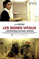 Les signes vitaux - Canadian Movie Poster (xs thumbnail)