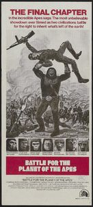 Battle for the Planet of the Apes - Australian Movie Poster (xs thumbnail)