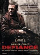 Defiance - Swiss Movie Poster (xs thumbnail)