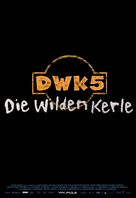 Die wilden Kerle 5 - German poster (xs thumbnail)