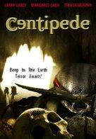 Centipede! - DVD cover (xs thumbnail)