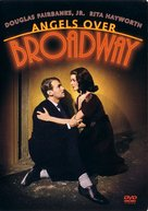 Angels Over Broadway - DVD movie cover (xs thumbnail)