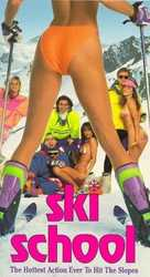 Ski School - Movie Cover (xs thumbnail)