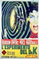 The Fly - Italian Movie Poster (xs thumbnail)