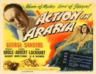 Action in Arabia - Movie Poster (xs thumbnail)