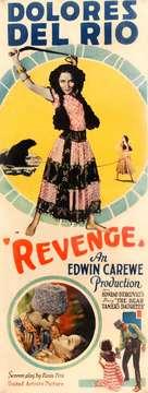 Revenge - Movie Poster (xs thumbnail)