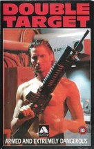 Double Target - British VHS cover (xs thumbnail)