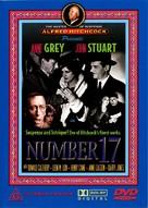Number Seventeen - Australian DVD cover (xs thumbnail)