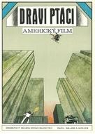Birds of Prey - Czech Movie Poster (xs thumbnail)