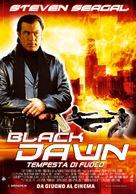 Black Dawn - Italian Movie Poster (xs thumbnail)