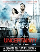Uncertainty - British Movie Poster (xs thumbnail)