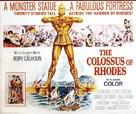 Colosso di Rodi, Il - British Movie Poster (xs thumbnail)