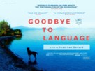 Adieu au langage - British Movie Poster (xs thumbnail)