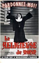 La monaca di Monza - Belgian Movie Poster (xs thumbnail)