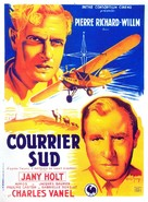 Southern Carrier - French Movie Poster (xs thumbnail)