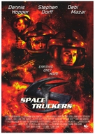 Space Truckers - Movie Poster (xs thumbnail)