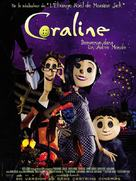 Coraline - French Movie Poster (xs thumbnail)