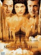 The Million Dollar Hotel - German DVD movie cover (xs thumbnail)