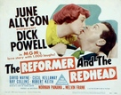 The Reformer and the Redhead - British Movie Poster (xs thumbnail)