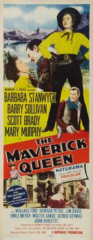 The Maverick Queen - Movie Poster (xs thumbnail)