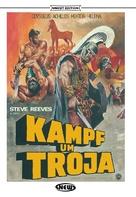 La guerra di Troia - German DVD cover (xs thumbnail)