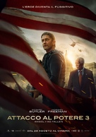 Angel Has Fallen - Italian Movie Poster (xs thumbnail)