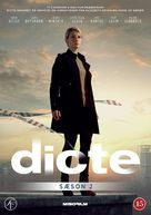 """Dicte"" - Danish DVD movie cover (xs thumbnail)"