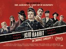 Jojo Rabbit - British Movie Poster (xs thumbnail)