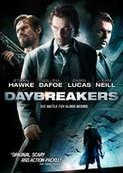 Daybreakers - DVD cover (xs thumbnail)