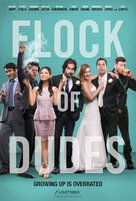 Flock of Dudes - Movie Poster (xs thumbnail)