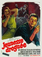 High School Confidential! - French Movie Poster (xs thumbnail)