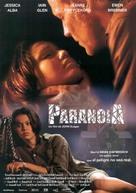 Paranoid - Spanish poster (xs thumbnail)