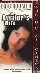 Femme de l'aviateur, La - VHS cover (xs thumbnail)