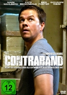 Contraband - German DVD movie cover (xs thumbnail)